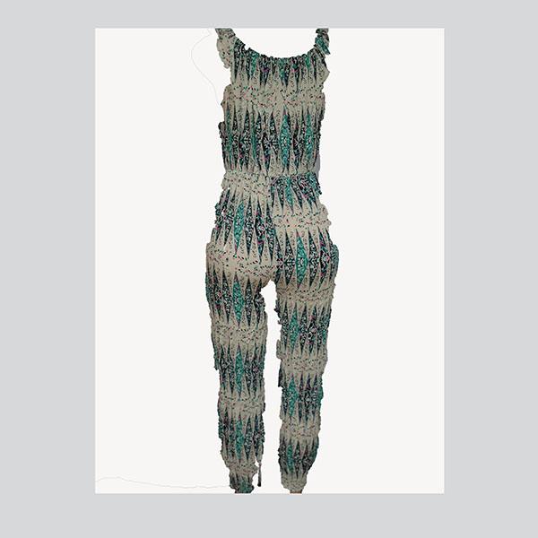 da337c83ace Women s fancy sleeveless jumpsuits-Multi-Color. - Sefbuy